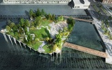 Barry Diller Pledges $130M for Futuristic Offshore Park on the West Side