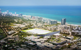 BIG &amp; Design Partners Propose Miami Beach Square as Massive Convention Center Redevelopment