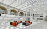 Ayalto Integral transforms Europa Point's 18th century barracks into a bright and open complex for Gibraltar University