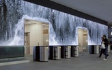 Check out this stunning 108 feet long video wall by Obscura Digital
