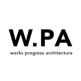 Works Progress Architecture (W.PA)
