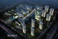 Xian Conceptual Design for Technology and Logistics New Town