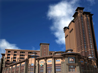 Ameristar Blackhawk Casino Resort Spa Architectural Exterior Rendering