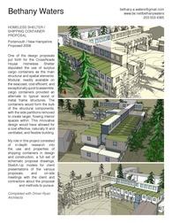 Homeless Shelter / Shipping Container Proposal