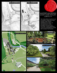 Masterplan Design- Maker's Mark Distillery