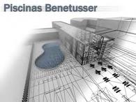 Benetusser Swimming Pools (Valencia, Spain)
