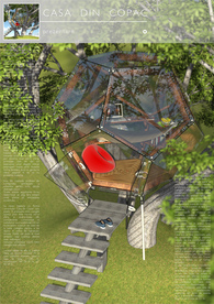 Inspired 2012 - Idea Competition, Category - Architecture, Title - Tree House