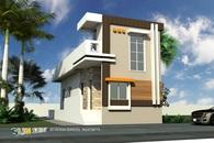 3d Home for Mr. Raju Gite