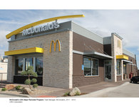 McDonald's USA Major Remodel Program