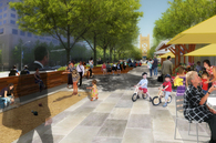 Sacramento Capitol Mall Redesign Competition