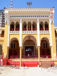 """Plaza de Toros """"Maestranza Cesar Girón. Restauration Project, Design and Supervision Manager. Alcaldía de Girardot. 2002-2003."""