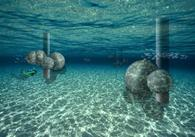 Meditation Spaces Underwater
