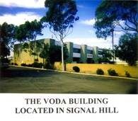Voda Office Building