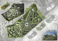 Master plan of Sustainable neighborhood