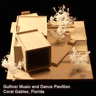 Music and Dance Pavilion for Gulliver Schools