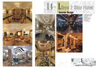 7 star hotel in Libya – Commercial Interior design.