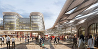 Cardiff Bus Station - Foster + Partners