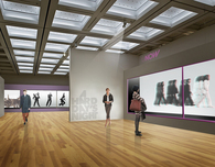 NOW gallery - art exhibit space in Chelsea - London.UK