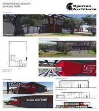 Independence Heights Community development Project ( Grocery Store
