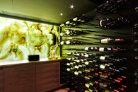 Vin de Garde Modern Wine Cellars 'New York Black Cellar'