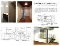 GREENWICH VILLAGE LOFT (2013)
