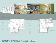 LEED Gold- Spring Cottage