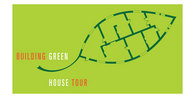 Logo and Poster for Sustainable Architecture House Tour