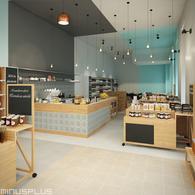 Mustra delicatessen shop