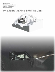 Alpine Bath House