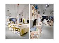 RISD 2nd Life Store: Renovation