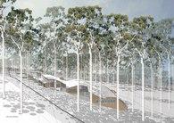 Timber Exhibition Pavilion