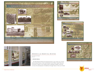 Greer Memorial Hospital History Display