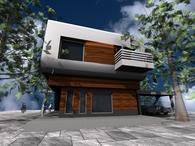 Noshahr villa