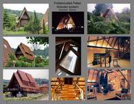 Prefabricated Patiav Wooden System