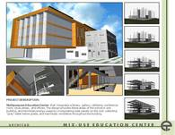 Mix-use Education Center