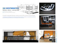 335 WESTMINSTER DESIGN / BUILD – INCUBATOR