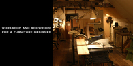 Project 1 - Workshop and Showroom for a Furnature Designer