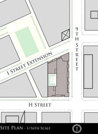 Washington D.C. Urban Analysis and Design - Part Four