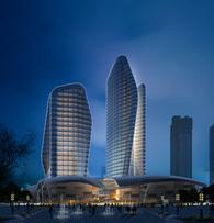 Wuhan Wangjiadun CBD 5-star Hotel