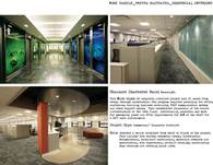 Standard Chartered Bank, Commercial Interiors