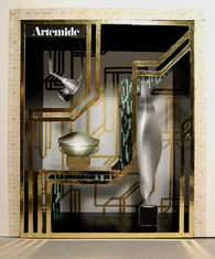 Artemide Lighting Showroom