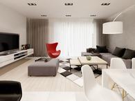 Interior Design Flat 1