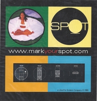 Mark Your Spot (The Original Round Towel)