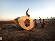 AfrikaBurn Art Installation