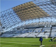 Vélodrome Stadium in Marseille