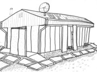 Afghan Sustainable Housing Concept