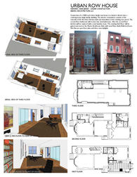 Urban Row House
