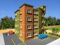 Residential Apartments Building