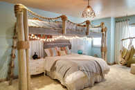 Nautical Tween Room