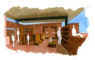 Global Studio Primary School Design, Kyekyewere, Ghana